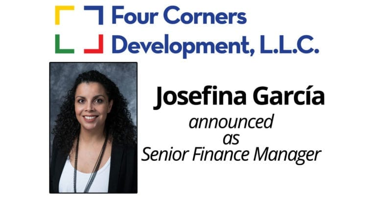 Trinity Housing Development and Rural Housing Developers, LLC are excited to welcome Josefina García as Senior Finance Manager.