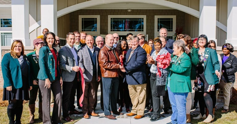 Four Corners/Trinity and IDP Housing are proud to announce the grand opening of their latest property, Freedom Heights Apartments in Valdosta, Ga