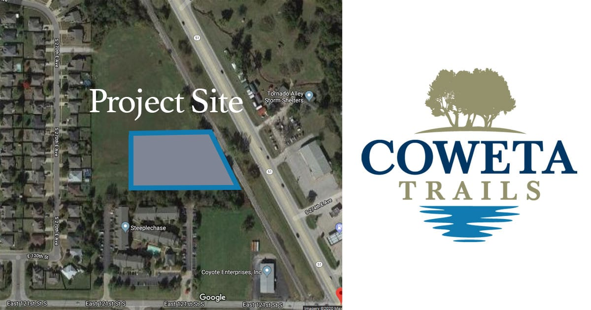 Coweta Trails Project Sit