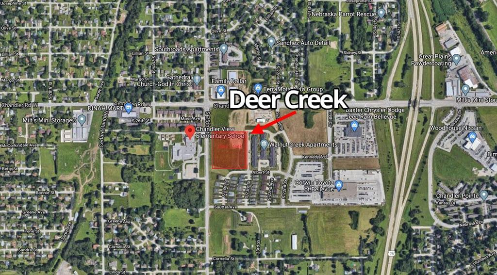 Deer Creek - Development Site